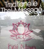 Massage und Laufen