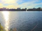 Laufen im Central Park NYC