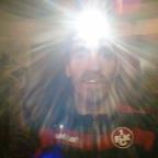 Laufen im Dunkel – Stirnlampe