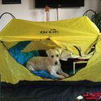 Zelt und Wagen – Ausrüstung