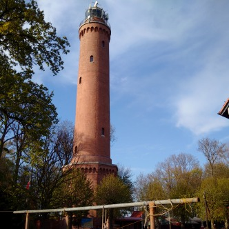 Leuchtturm Gaski, Polen