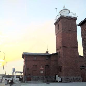Leuchtturm Darlowo, Polen 2