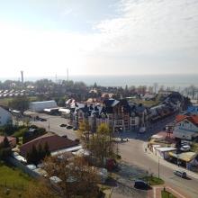 Blick vom Leuchtturm Joroslawiec
