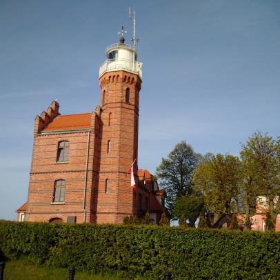 Leuchtturm Ustka, Polen 2