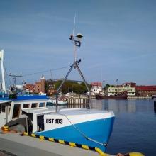Hafen Ustka, Polen