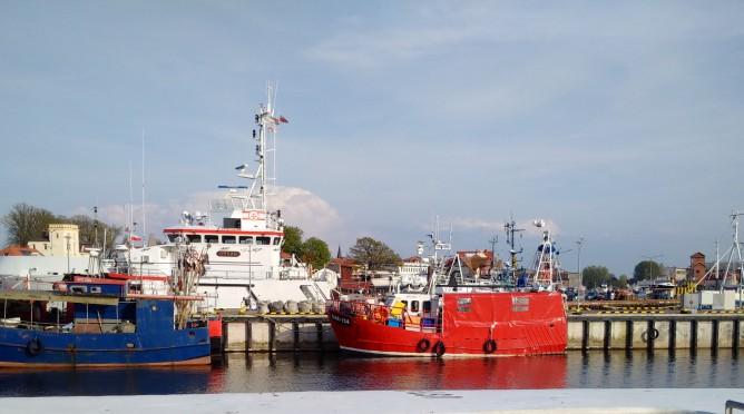 Hafen-polnische-Ostsee