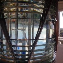Lichtanlage Leuchtturm Krynica Morska , Polen
