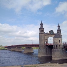 Luisenbrücke-Sovietsk-Tilsit
