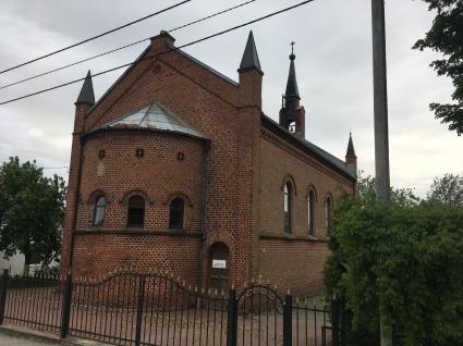 Kirche-Rybatschi-Rossitten