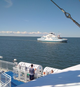 Fähre-Saaremaa-Estland