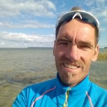 Vor der Küste Hiiumaa-Heltermaa