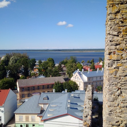 Bergfried, Belfried Haapsalu, Estland