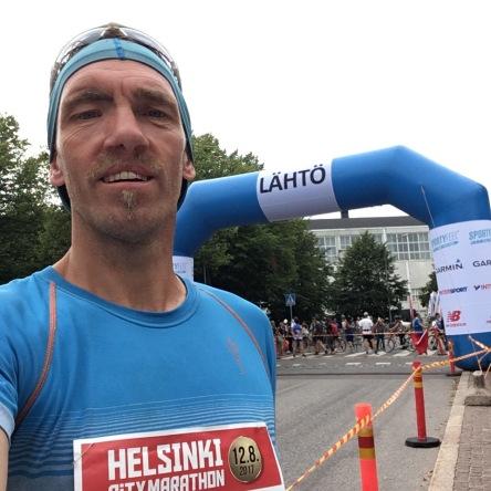 Helsinki-Marathon