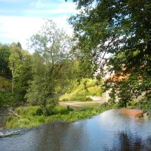 Keila Joha Wasserfall, Estland