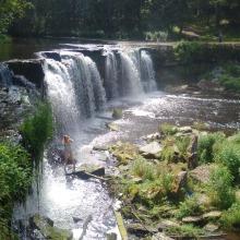Keila-Joha-Wasserfall