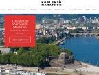 Koblenz Halbmarathon- persönliche Bestzeit
