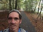 4 X 15k in 2 Tagen – Laufen mit Gewicht – zur Arbeit