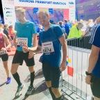 Frankfurt Marathon – einfach nur super.