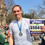 Frühsommer in Mailand: Stramilano mezzo marathona