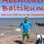 Das Buch zum Abenteuer Baltikum kommt / Fitness im Frühling – Frankfurt Halbmarathon