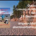 Lesung 'Abenteuer Baltikum' im HANSEAT Salzwedel
