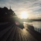 Marathon daheim + Geschenk 'Abenteuer Baltikum'