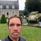 07 Bretagne Tour Arromanches nach Barfleur en mer